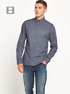 french-connection-mens-bubble-long-sleeve-shirt
