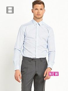 remus-uomo-slim-fit-shirt-blue-print