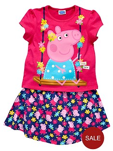 peppa-pig-girls-top-and-skirt-set-2-piece