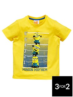 minions-boys-minion-mania-t-shirt