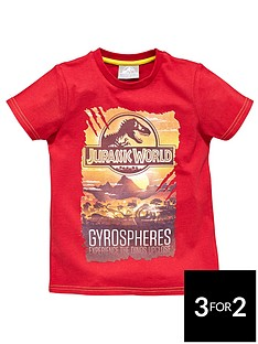 jurassic-world-jurassic-world-t-shirt