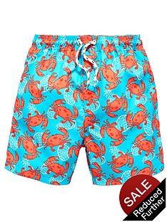 demo-boys-crab-print-swim-shorts