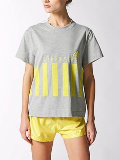 adidas-stellasport-logo-t-shirt