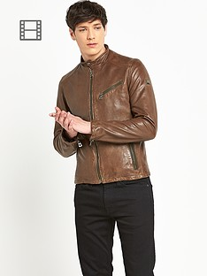 boss-orange-mens-leather-biker-jacket