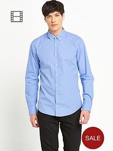 boss-orange-mens-polka-dot-shirt