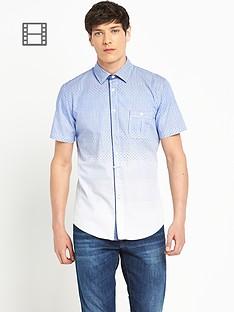 boss-orange-mens-ombre-dot-short-sleeved-shirt