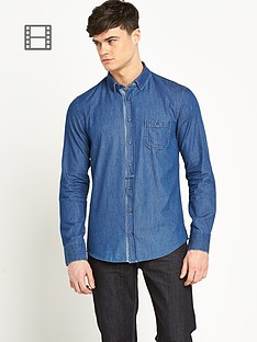 boss-orange-mens-denim-shirt