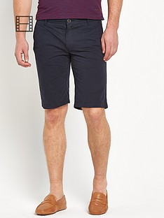 boss-orange-mens-basic-gab-shorts