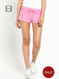 juicy-couture-snap-pocket-terry-shorts-pink