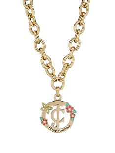 juicy-couture-gold-tone-floral-status-necklace