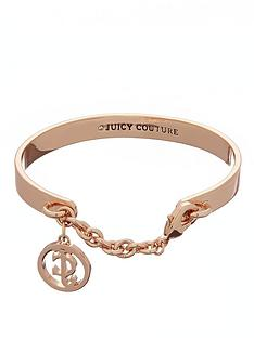 juicy-couture-rose-gold-tone-chain-bangle