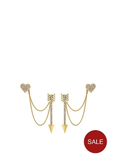 juicy-couture-pave-heart-and-arrow-cuff-gold