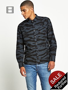 river-island-mens-long-sleeve-camo-shirt