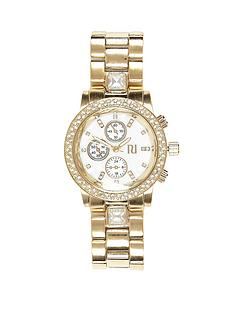 river-island-emily-gold-tone-bling-ladies-watch