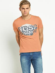 boss-orange-mens-talking-t-shirt