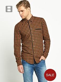 boss-orange-mens-cielobue-long-sleeve-check-shirt