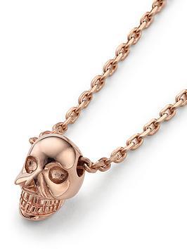 links-of-london-mini-skull-pendant-rose-gold