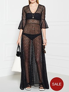 pinko-suplente-lace-dress--black