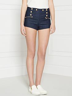 juicy-couture-denim-sailor-shorts-blue