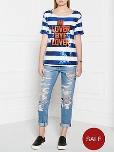 juicy-couture-sequin-hi-lover-t-shirt-navy