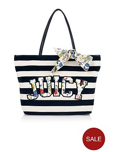 juicy-couture-floral-oasis-tote-black