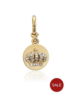 juicy-couture-mini-crown-coin-charm-gold