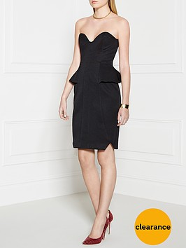 finders-keepers-take-a-shot-bandeau-dress-black