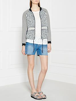 maison-scotch-paisley-bomber-jacket-blue