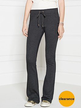 juicy-couture-skinny-bootcut-jogging-bottoms-charcoal