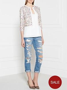 pinko-cavallini-box-jacket-white