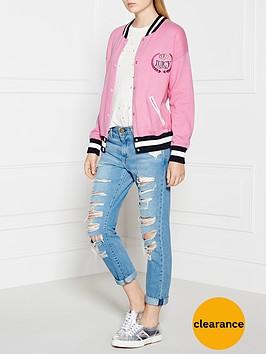 juicy-couture-embellished-varsity-bomber-jacket-pink