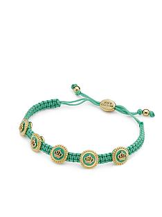juicy-couture-status-coin-friendship-bracelet-green