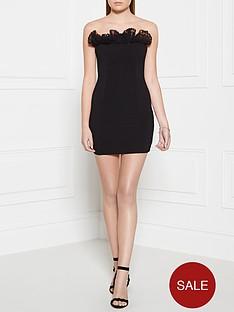 ppq-cream-label-off-shoulder-cocktail-dress-black