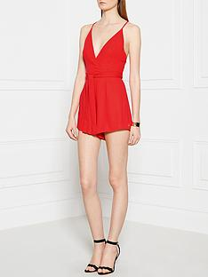 finders-keepers-here-we-go-playsuit-red