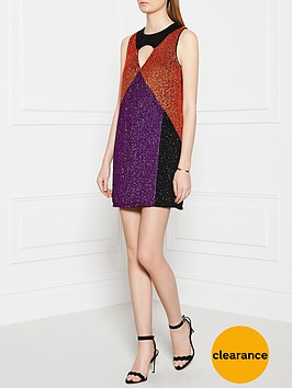 pinko-pallavolista-sequin-dress-black