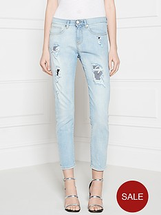 pinko-snoopy-distressed-skinny-jeans-light-blue