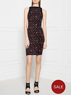 ppq-cream-label-floral-print-dress-red