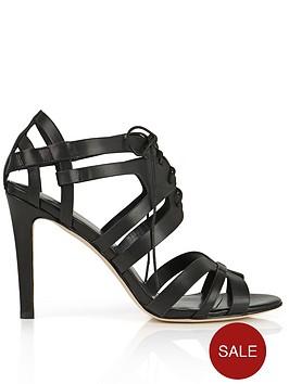 lola-cruz-cut-out-sandals-black