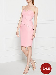 finders-keepers-inbetween-days-strapless-dress-pink