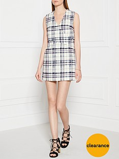 finders-keepers-life-and-times-plaid-dress-multi