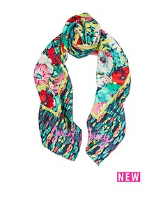 juicy-couture-costa-rica-floral-print-scarf-multi