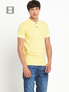 boss-orange-mens-logo-polo-shirt