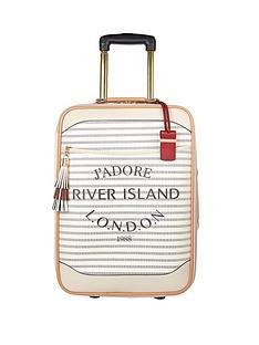 river-island-neutral-stripe-jadore-suitcase