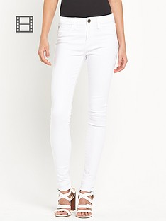river-island-amelie-white-skinny-jeans