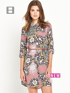 river-island-river-island-paisley-print-shirt-dress