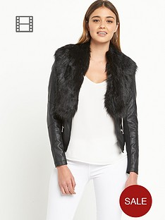 river-island-faux-fur-collar-jacket