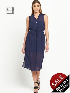 river-island-sleeveless-midi-shirt-dress