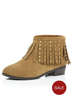river-island-girls-fringed-leather-boots