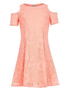 river-island-girls-cold-shoulder-lace-dress