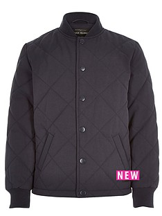 river-island-quilted-shnowzer